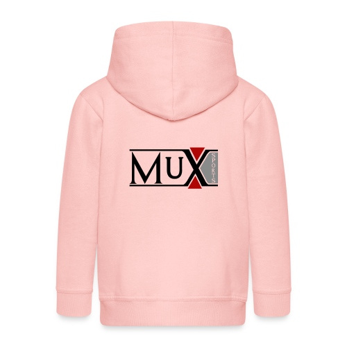 Muxsport - Kinder Premium Kapuzenjacke