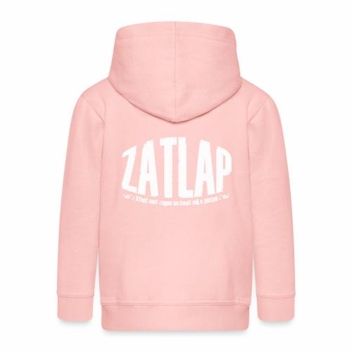 Zatlap1a - Kinderen Premium jas met capuchon