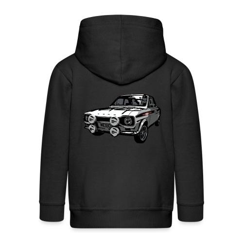 Mk1 Escort - Kids' Premium Zip Hoodie