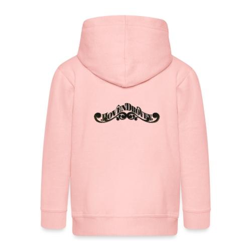 HOVEN DROVEN - Logo - Kids' Premium Zip Hoodie
