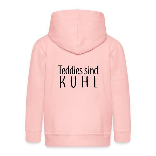 Teddies sind KUHL - Kids' Premium Zip Hoodie