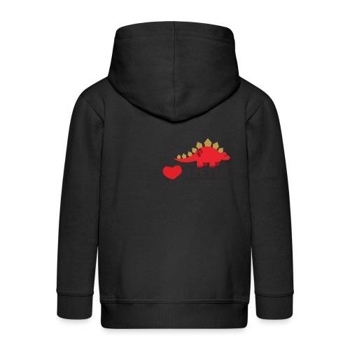 bretun negro - Chaqueta con capucha premium niño