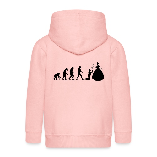 vrijgezellenfeest - Kinderen Premium jas met capuchon