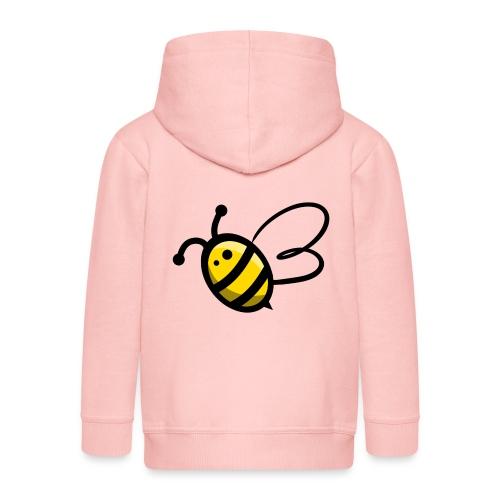 Bee b. Bee - Kids' Premium Zip Hoodie