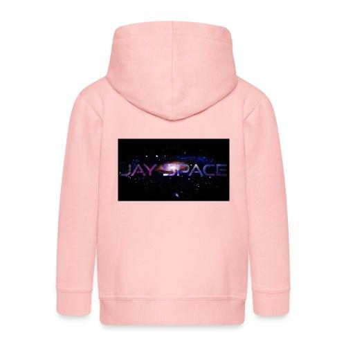 Jay Space - Lasten premium hupparitakki