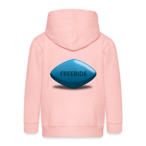 Freeride-Viagra - Kinder Premium Kapuzenjacke