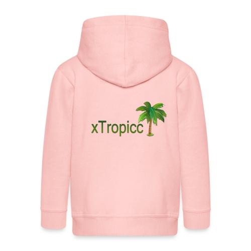 tropicc - Veste à capuche Premium Enfant