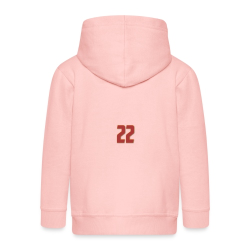 t-shirt zaniolo Roma - Felpa con zip Premium per bambini