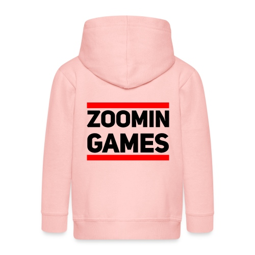 9815 2CRUN ZG - Kids' Premium Zip Hoodie