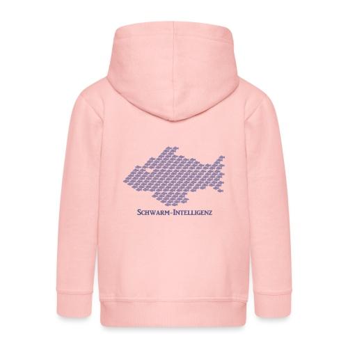 Schwarmintelligenz (Premium Shirt) - Kinder Premium Kapuzenjacke
