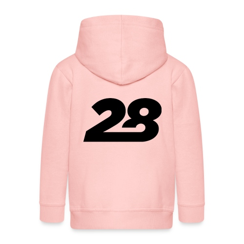 28 - Kids' Premium Hooded Jacket