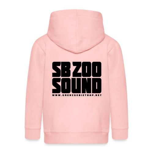 SB ZOO SOUND Blockbuster - Kinder Premium Kapuzenjacke