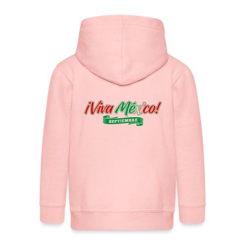 Viva Mexico - Chaqueta con capucha premium niño
