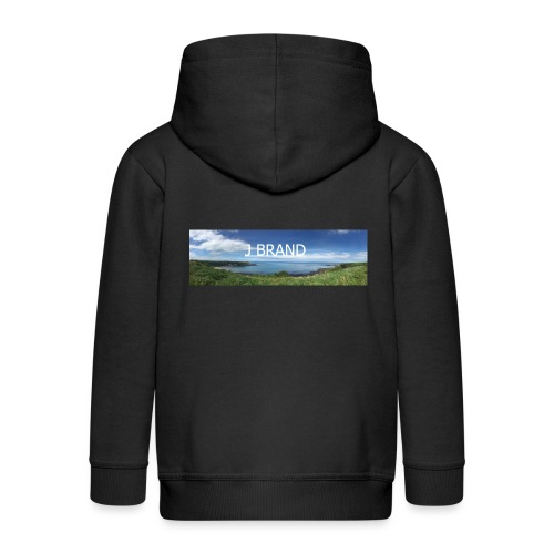 J BRAND Clothing - Kids' Premium Zip Hoodie