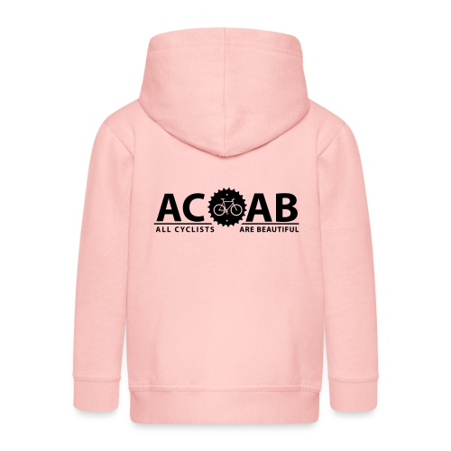 ACAB ALL CYCLISTS - Kinder Premium Kapuzenjacke