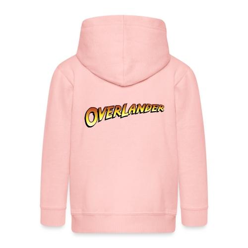 Overlander - Autonaut.com - Kids' Premium Zip Hoodie