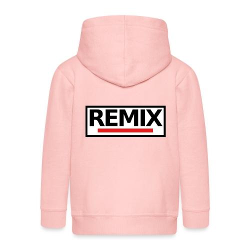 REMIX - Veste à capuche Premium Enfant