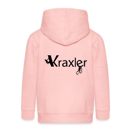 Kraxler - Kinder Premium Kapuzenjacke