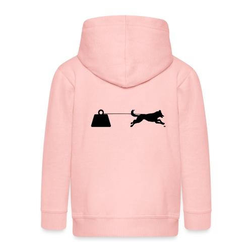 Cani-enclume - Veste à capuche Premium Enfant