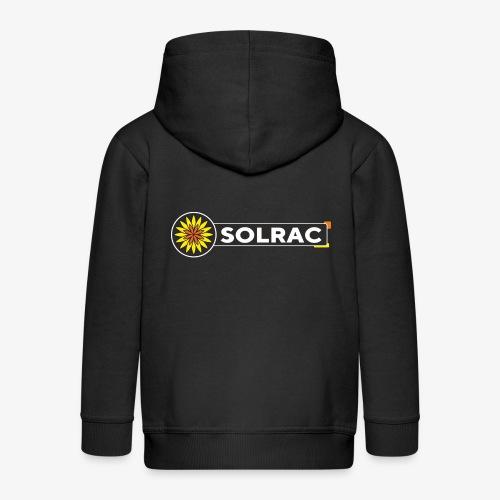 SOLRAC Line - Chaqueta con capucha premium niño