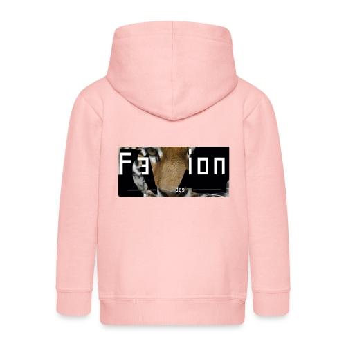 jungle fashion - Kinderen Premium jas met capuchon