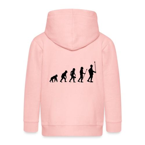 Stabführer Evolution - Kinder Premium Kapuzenjacke