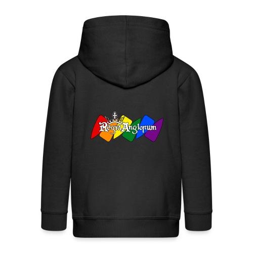 Pride Kite - Kids' Premium Zip Hoodie