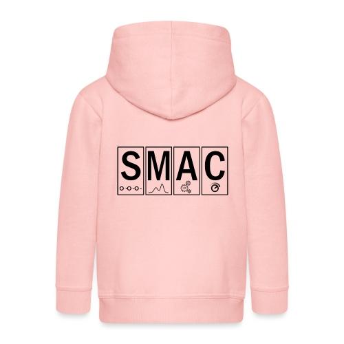SMAC3_large - Kids' Premium Zip Hoodie