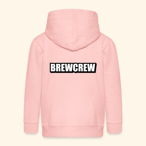 BREWCREW - Kids' Premium Zip Hoodie