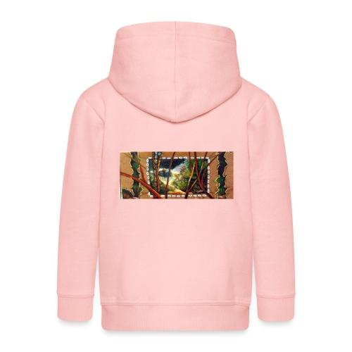 Deep Mint Insight Men's T- Shirt - Kids' Premium Zip Hoodie