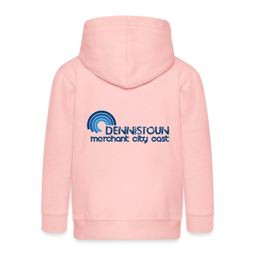 Dennistoun MCE - Kids' Premium Zip Hoodie
