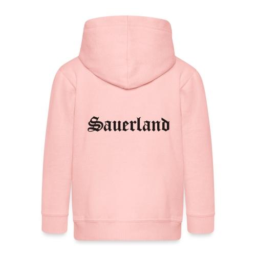 Sauerland - Kinder Premium Kapuzenjacke