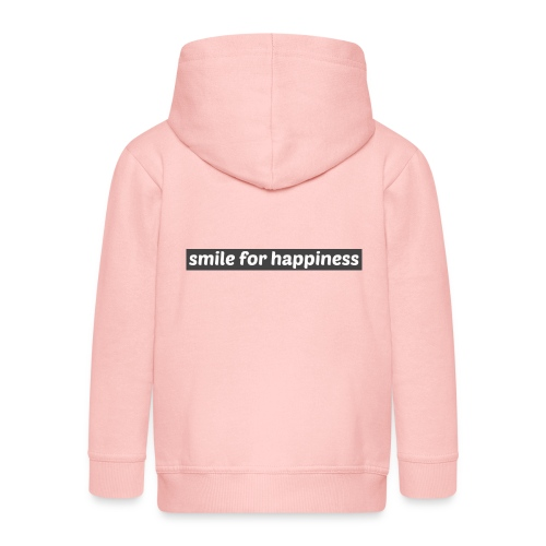 smile for happiness - Premium-Luvjacka barn