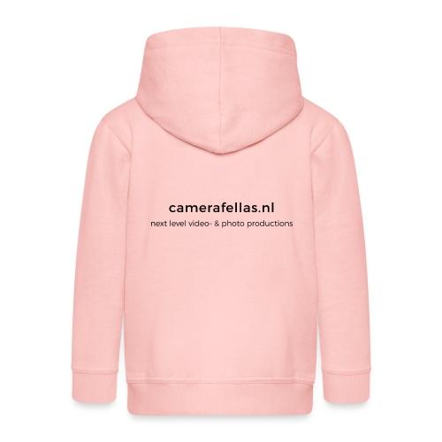 back 3 png - Kinderen Premium jas met capuchon