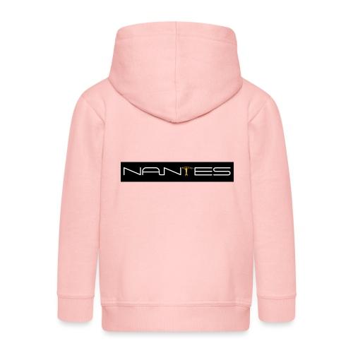NanTes - Veste à capuche Premium Enfant