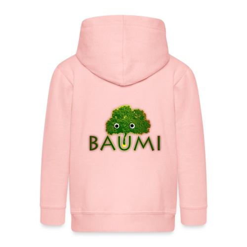 Baumi - Kinder Premium Kapuzenjacke