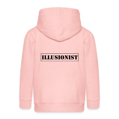 Illusionist - Kids' Premium Zip Hoodie