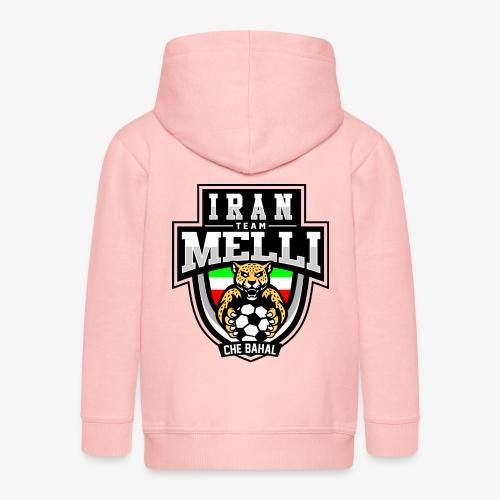 IRAN Team Melli - Kinder Premium Kapuzenjacke