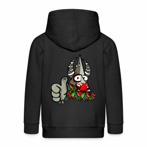 Jarramplas - Chaqueta con capucha premium niño