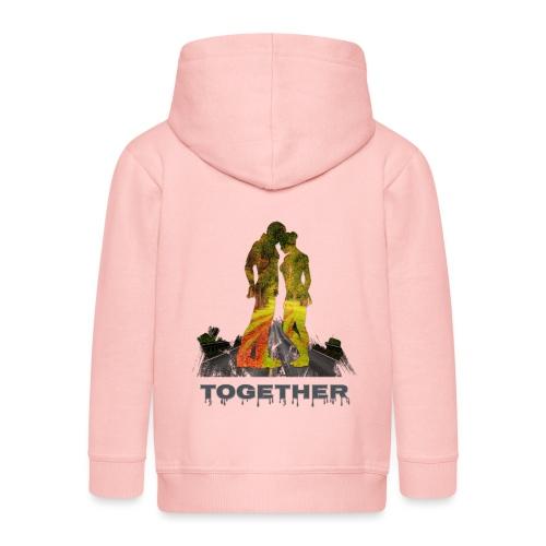 Together - Veste à capuche Premium Enfant