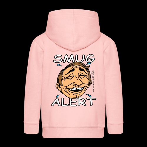 Smug Stan - Kids' Premium Hooded Jacket
