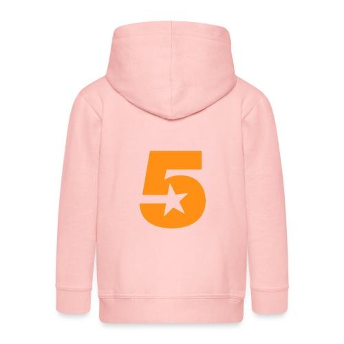 No5 - Kids' Premium Zip Hoodie