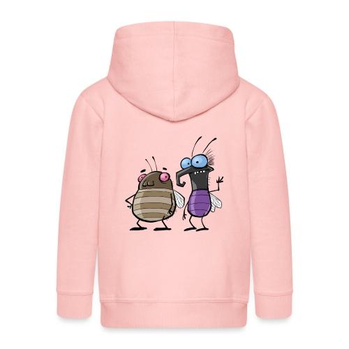Teenager Premium Langarmshirt Insekten - Kinder Premium Kapuzenjacke
