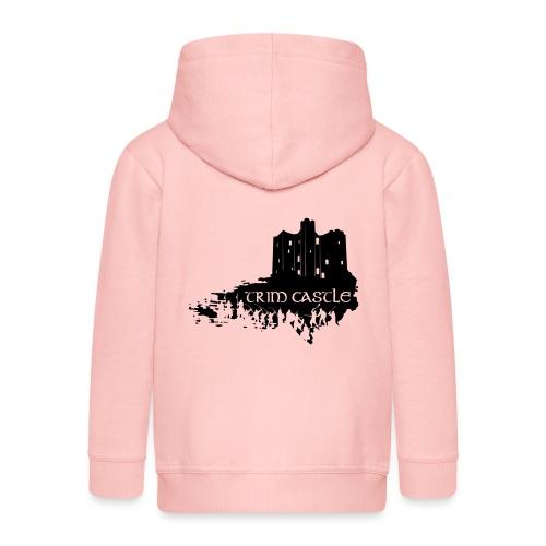Legend_-_Trim_Castle - Kids' Premium Zip Hoodie