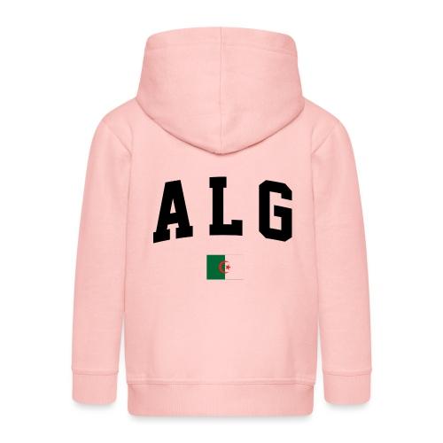 T-shirt Algeria - Veste à capuche Premium Enfant