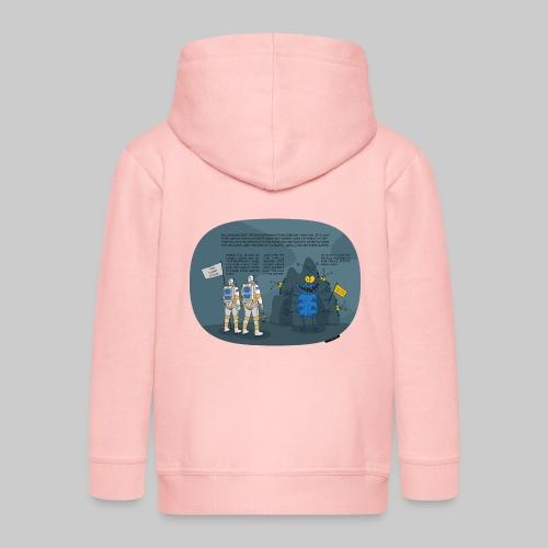 VJocys Alien - Kids' Premium Zip Hoodie