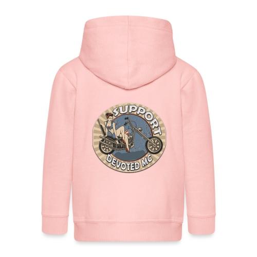 T-Shirt DEVOTEDMC PINUP CAPTAIN - Premium Barne-hettejakke