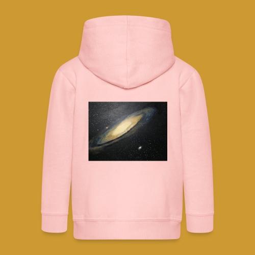Andromeda - Mark Noble Art - Kids' Premium Zip Hoodie