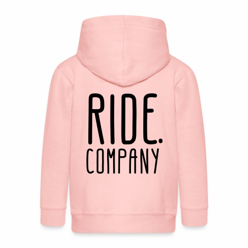 RIDE.company - just RIDE - Kinder Premium Kapuzenjacke