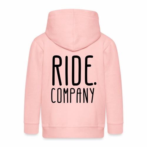 RIDE.company - just RIDE - Kinder Premium Kapuzenjacke